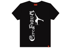 T-shirt circoforum Acrobatic by 8temps