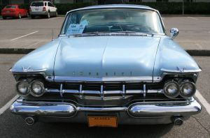 1959 Chrysler Imperial by Alfonzz