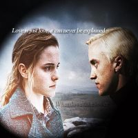 Dramione, love is just love by whenlovetakesover