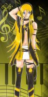 Vocaloid Lily by Le-Vampire-Cat