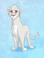 The Lion Queen by AriellaMay