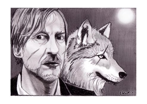 Remus Lupin by Elezar81