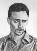 Tom Hiddleston by LimeyCitrus