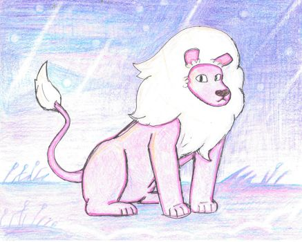 Lion by Pilly-Pat