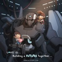 Love is... Future by hjstory