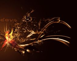 Impact wallpaper by LittleOscuro