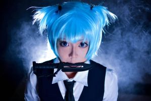 Assassination Classroom: Nagisa Shiota cosplay by Rii-ki-AruxKol