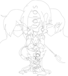 The End is Near -LINEART- by Paprika-Studios