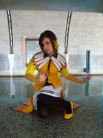 Gentle Water by Lynalee