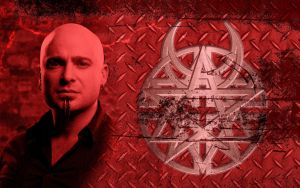 David Draiman by ZhangXector