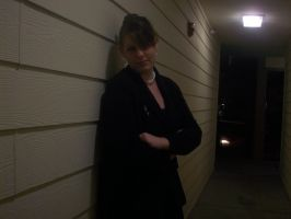 Angela Petrelli Cosplay - 3.0 by Texas-Guard-Chic