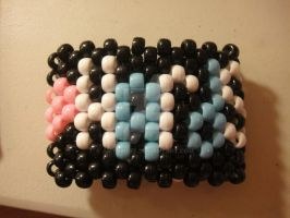 Love Hardstyle Cuff by amyswlee