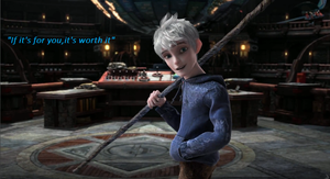 Jack Frost: if it's for you it's worth it by hetalialover345