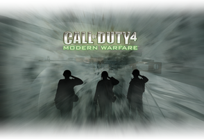 Call of Duty 4     wallpaper by Bull53Y3