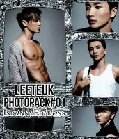 Leeteuk (Super Junior) - PHOTOPACK#01 by JeffvinyTwilight