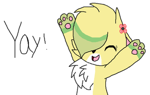 Yay!! by usagiemiller