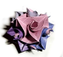 Curly origami 2 by MayakaEd