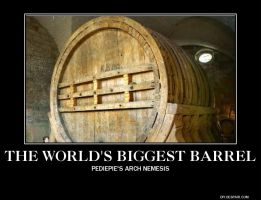 World's Biggest Barrel by 15spearnicholas
