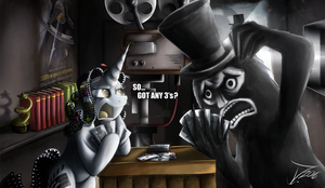 Ask Movie Slate - The Babadook by jamescorck