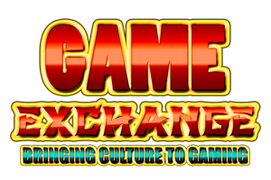 Game Exchange Logo V2 (Metalic) by CustomWeapon
