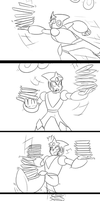 A hard reaction part 3 by zavraan