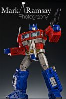 Masterpiece Optimus Prime by Film-Exposed