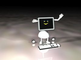 3d Mac by isiza
