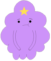 Lumpy Space Princess by MollyKetty