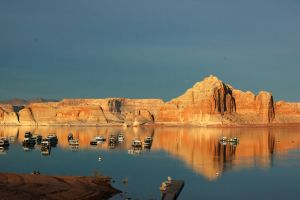 Lake Powell I by esee