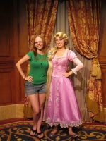 Meeting My Idol - Rapunzel by tachiban18