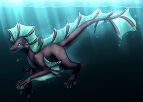 Dive by PeachyKat