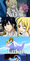 Fairy Tail Shipping by Rhov