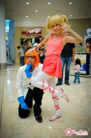 Dexter's Laboratory Cosplay by Sakurith