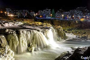 The Falls of Sioux Falls by Rourke-1