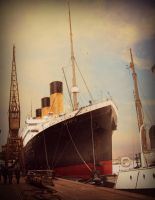 What is Beauty Made Of? by RMS-OLYMPIC