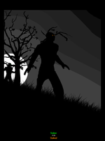 Stalker and the Stalked by xabian