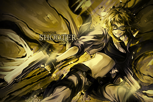 Shooter by Maniakuk