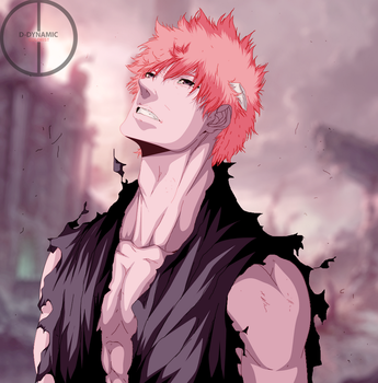 Deafeted Ichigo by D-Dynamic