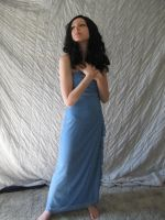 Blue Dress 09 by aceoni-koronue-stock