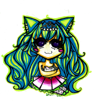 Contest Entry:Hellen-nyan 1 by Skull-san