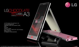 LG Chocolate A3 Concept by ibolzurikato