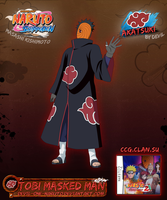 Tobi Masked Man by Devil by devil-one-naruto