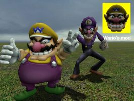 Wario's mod by lkhrizl