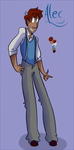 Alec ref 2.0 by SeriousSillyness