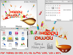 Happy Diwali Theme For Nokia 320x240 devices. by cyogesh56