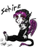 baby Sehire by flamingdemoness