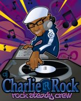 DJ Charlie Rock by WarBrown
