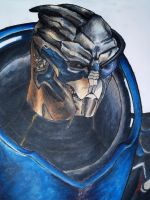 Garrus Vakarian by mad-dragon249