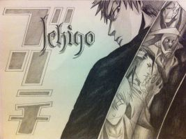 Ichigo by Mr-P-P-Hed