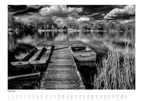 February 2016 BW by vw1956